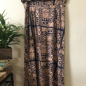 LuLaRoe | Maxi Skirt | XL